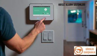 güvenlik alarm sistemi
