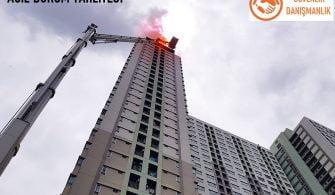 Yüksek Katlı Binalarda Acil Durum Tahliyesi