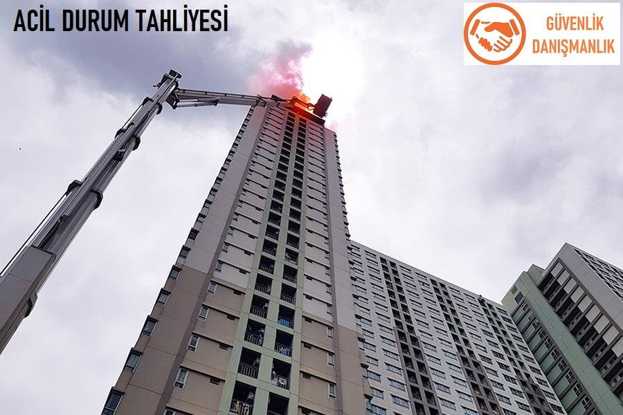ACİL DURUM TAHLİYE