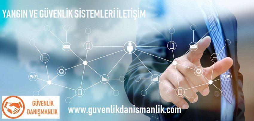 güvenlik sistemleri iletişim