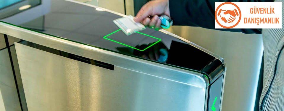 kartlı geçiş kart teknolojisi