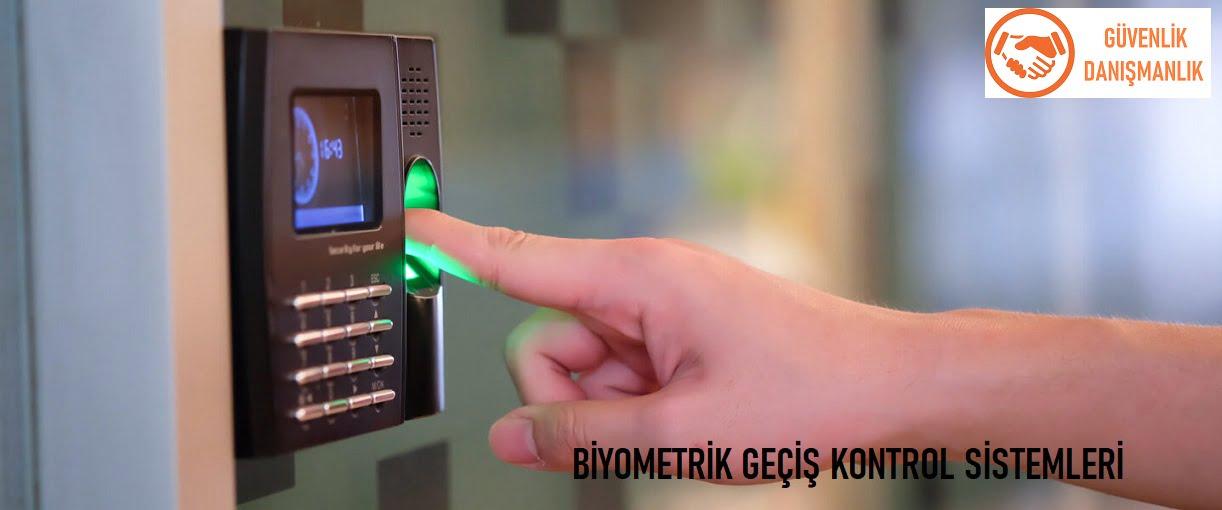 biyometrik geçiş sistemleri