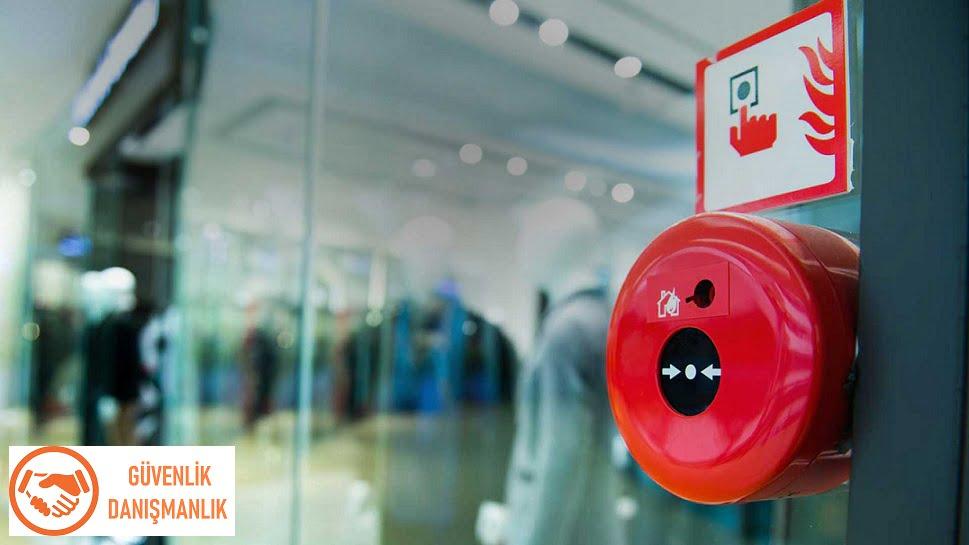 yangın güvenlik sistemi